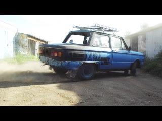 ЗАЗ 968М (Больше осмотр чем ремонт.)