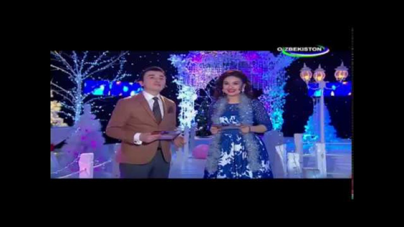 Oppoq orzular oqshomi - Yangi yil konsert dasturi
