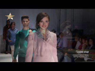 Показ - LOANII STAR, Odessa Fashion Week, Весна-Лето 2017