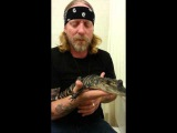 lil gator joe shows he can be sweet even when mad