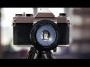 Фотоаппарат Зенит 122 17 выпуск Учимся работать с фотоплёнкой
