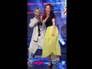 [Fancam/직캠] Hyuna(현아) _ Triple H(트리플H) _ 365 FRESH _ Simply K-Pop _ 051217
