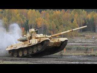Tank Т 90СМ THE RUSSIAN BATTLE HORSE - Il carro da battaglia dell'esercito russo - Char da bataille