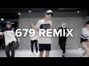 679 Fetty Wap ft Remy Boyz DJ Spider Remix Koosung Jung Choreography