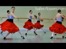 Vaganova Ballet Academy. Character Dance Exam, 5th class. Full version.