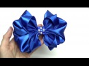 DIY crafts How to Make Beauty Easy Bow | Ribbon Hair Bow Tutorial | DIY ribbon bow | Julia DIY
