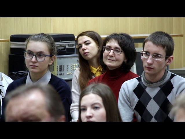 Круглый стол студенческого научного общества ХНУРЭ и ХНМУ