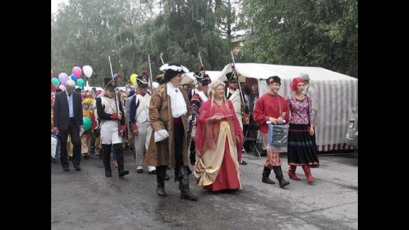 Кадников Петровская ярмарка 2015