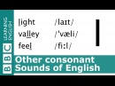 Say light, valley and feel. Other Consonants. Pronunciation Tips. [l]