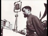 Разведчик-диверсант Даян Мурзин. Враги его называли Черный генерал.