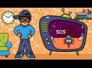 Трейлер шоу урока центра ментальной арифметики Smarty Kids