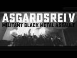 ASGARDSREI V - NOKTURNAL MORTUM, PESTE NOIRE, M8L8TH, KRODA (promo video, 2016)