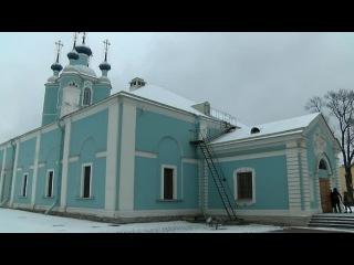 Вести.Ru: Сампсониевский собор передают РПЦ