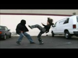 Taekwondo Girl vs Gang | Martial Arts Fight Scene (Real Contact Hits)