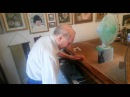 Angelo Loforese (95 years old) sings high E flat