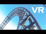 360 Rollercoaster VR Experience