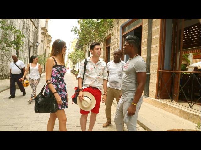 Молодая кубинка учит русский язык куба гавана кубинки путешествие cuba havana tourism girls