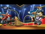 Вспыш и Чудо Машинки игры Мультик игра для детей / Games Blaze and the monster machines play