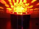 Светодиодный диско шар светомузыка MP3 LED Magic Ball Light moypodarok
