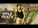 Commando (Title Track) Full Song Audio | Commando 2 Telugu | Vidyut Jamwal,Adah Sharma,Esha Gupta