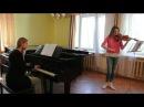 Король и Шут - Кукла Колдуна кавер на скрипке и пианино