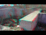 Life After People 3D ! HOUSE ! 10 years after people ! 3D VIDEO