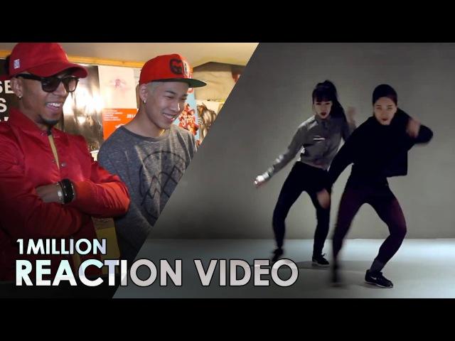 LIA KIM PENTATONIX - LA LA LATCH [ REACTION VIDEO ] gahddamn