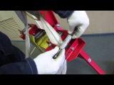 Станок для перекатки пожарных рукавов ОНД-1