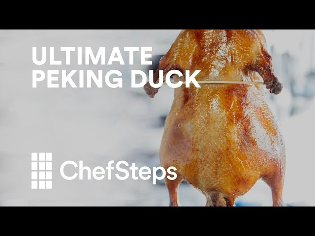 The Ultimate Guide to Making Crispy, Amber-Hued Peking Duck at Home