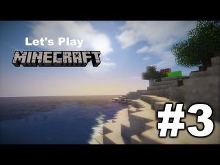 Let's Play Minecraft HD (с модами) 3 - Разбираем башню
