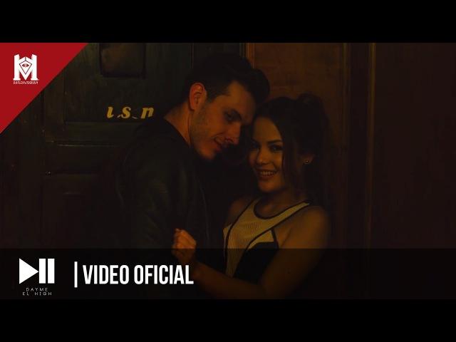 Dayme El High - Me Extranas (Feat. Kevin Roldan, J Alvarez Juanka) (Official Video)