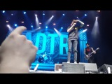A Day To Remember - Have Faith in Me (The concert in Moscow, Russia, 17.02.2017)