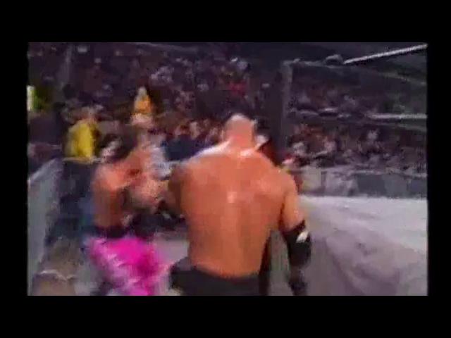 Брет Харт vs Голдберг, WCW Starrcade 1999