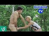 НЕ ДЕТСКИЕ ПРИКОЛЫ (18+) #10 - Однажды в России лучшее - BUHAHA TV