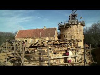 Как построить средневековый замок 1 серия