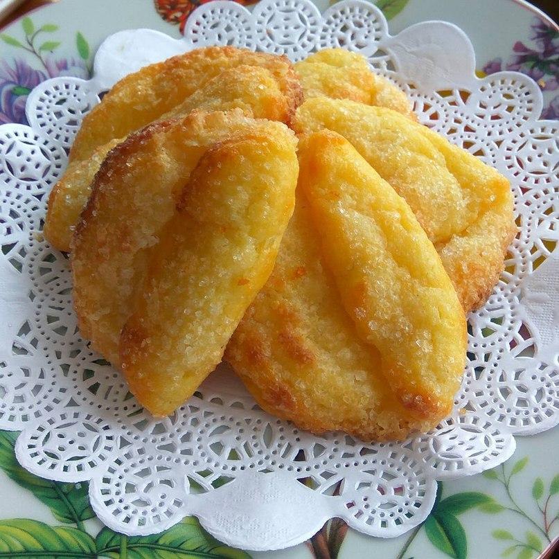 """Печенье творожное """"Кармашки"""" Вам понадобится: Творог 0,5 кг Масло сливочное"""
