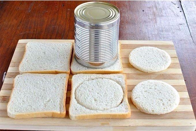 Хлебные корзинки своими руками.
