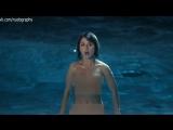 Искупалась в море - Анна Кузина голая в сериале