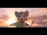 Гамба в 3D / Gamba: Ganba to nakamatachi (дублированный трейлер / премьера РФ: 8 сентября 2016) 2015,мультфильм,Япония,6+