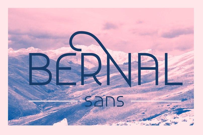 fuente Bernal Sans