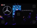 Неделя моды Mercedes-Benz Fashion Week Russia в Центральном выставочном зале «Манеж»