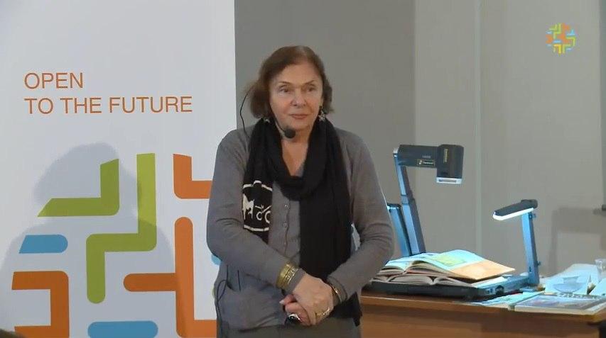 Паола Волкова. Десять лекций об искусстве в Открытом университете Сколково (2012)