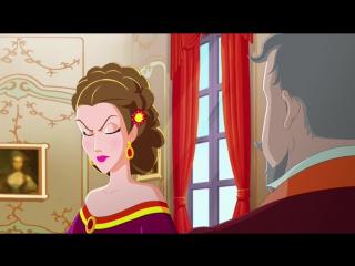 Принцесса Сисси 10 серия - Любовь с первого взгля