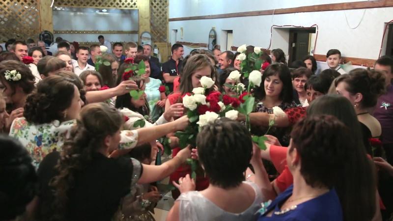Весілля у Перегінську (р.ПАЛАЦ) 5.06.2016. кліп (трьохкамерна зйомка)