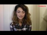 Красивая девушка классно спела кавер `Sorry`(Justin Bieber cover),красивый голос,отлично поёт,талант,поёмвсети,перепела Бибера