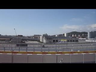 Формула 1 2016г. Трибуна Т1