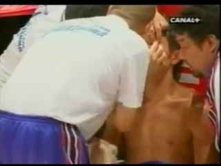 2001-07-01 Julien Lorcy vs Takanori Hatakeyama (WBA World lightweight title)