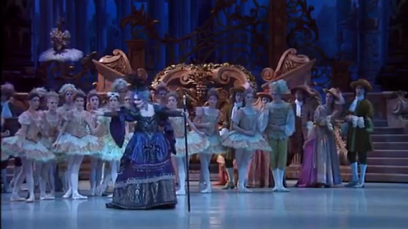 Tchaikovsky Sleeping Beauty 05 Prologue Carabosse and the Lilac Fairy