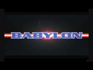 Вавилон 5/Babylon 5 (1994 - 1998) Вступительные титры (сезон 3)