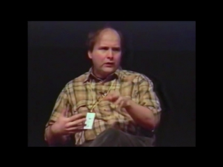 Денни Хиллис: Назад в будущее (образца 1994-го) @ TED.com